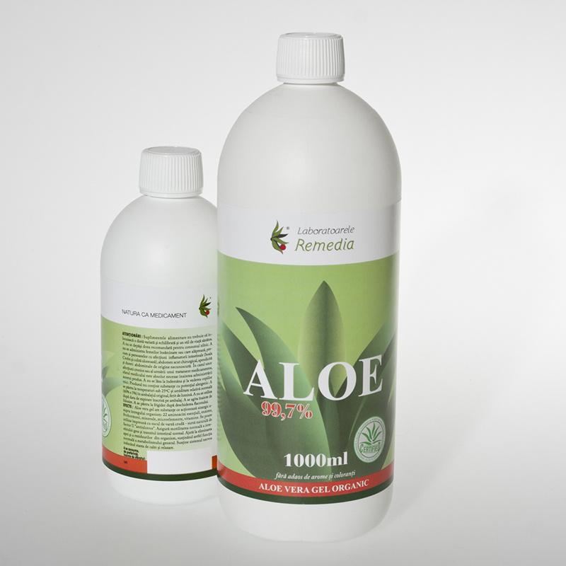 Aloe Vera Gel Organic 1 l