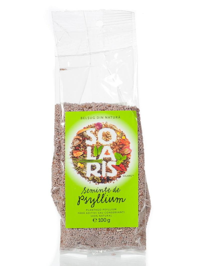 Seminte de psyllium Solaris 100 g