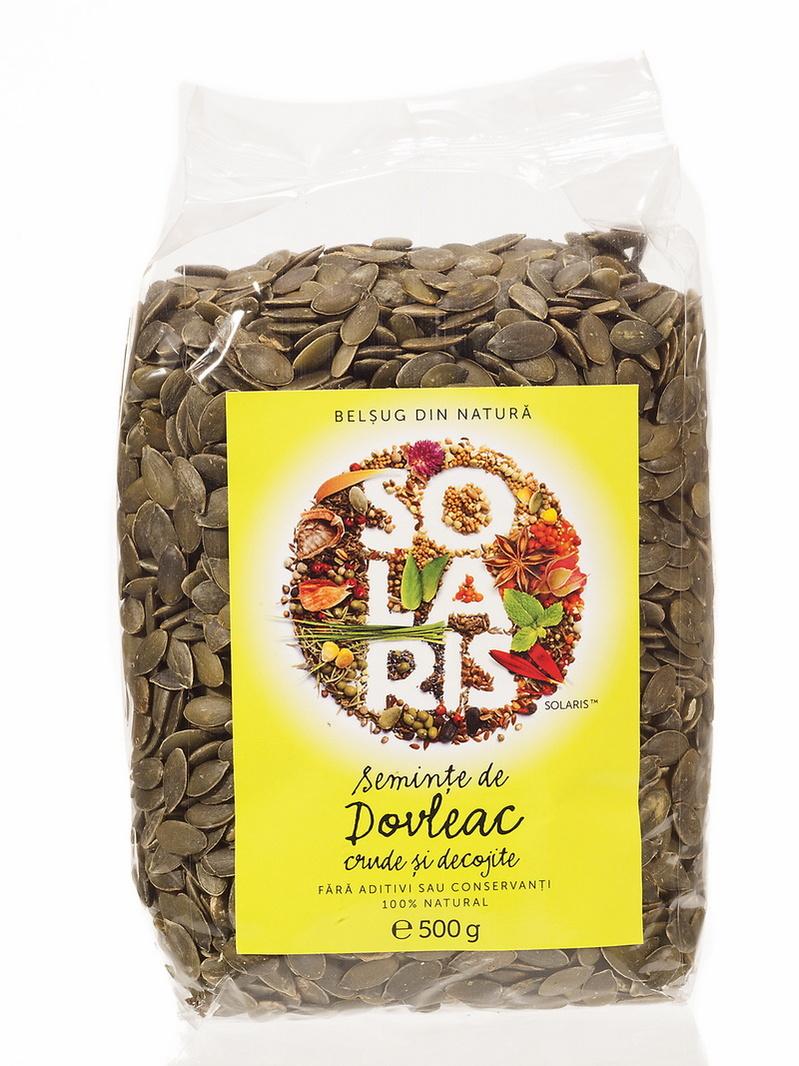 Seminte dovleac  Solaris 500 g