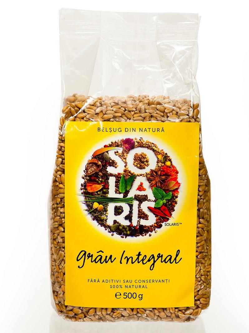 Grau integral Solaris 500 g