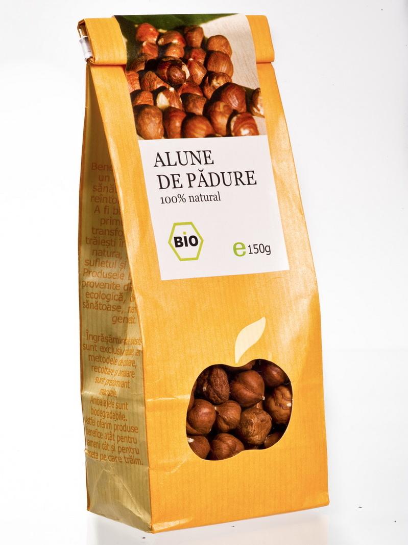 Fructe crude - Alune eco Longevita 150 g