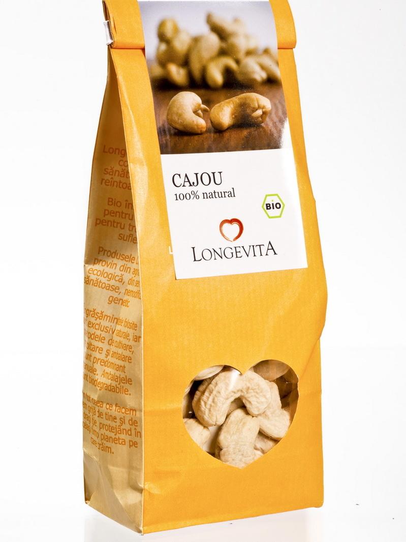 Fructe crude - Caju eco Longevita 150 g