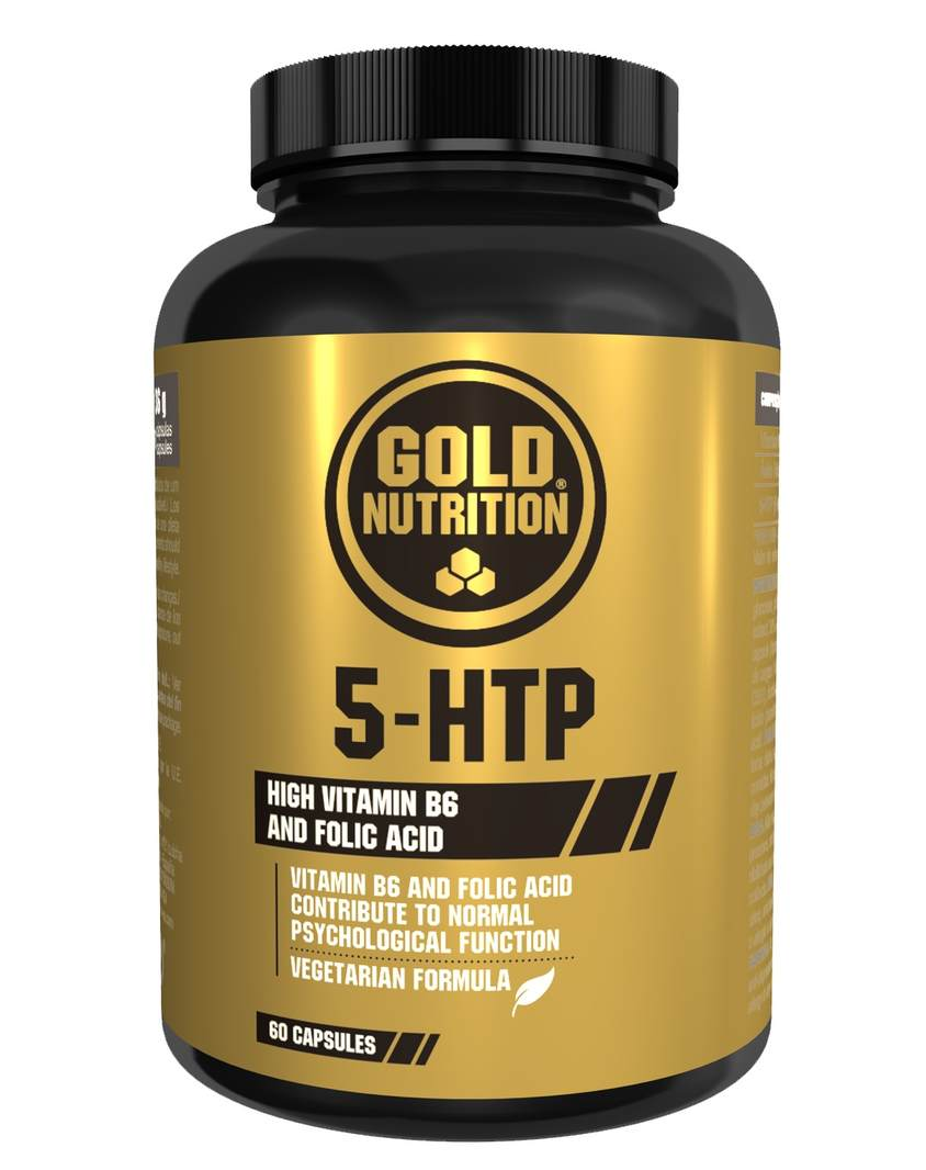 GOLDNUTRITION 5HTP 60 CPS