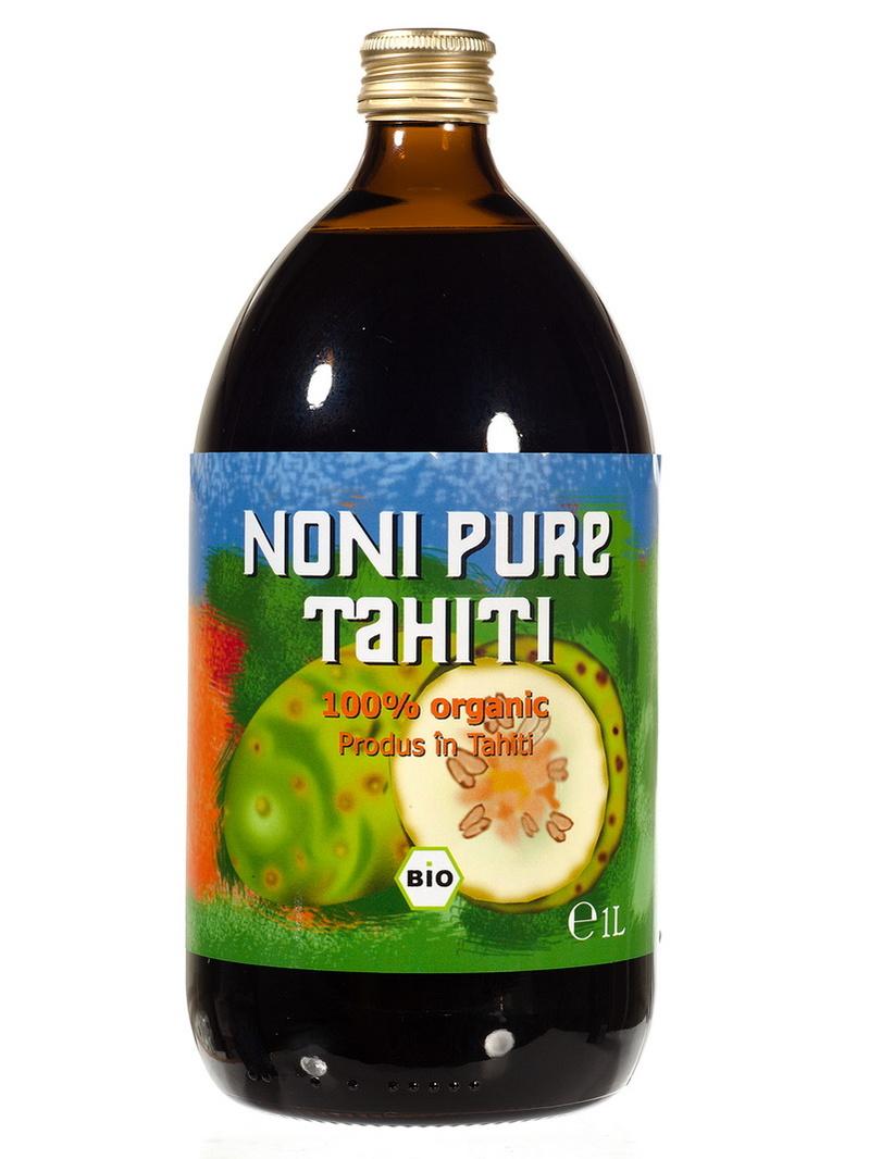 Suc de noni de tahiti eco Longevita 1 l