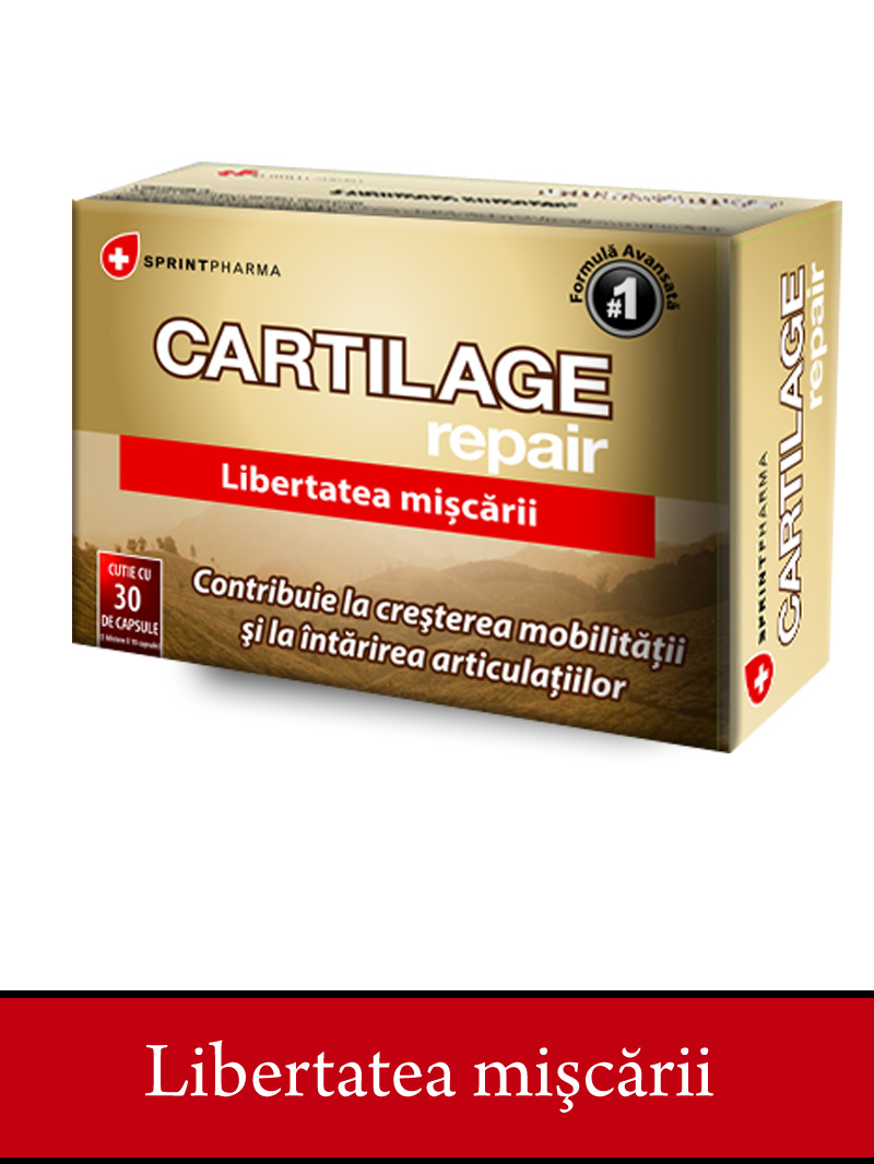Cartilage Repair Sprint Pharma 25+5 cps