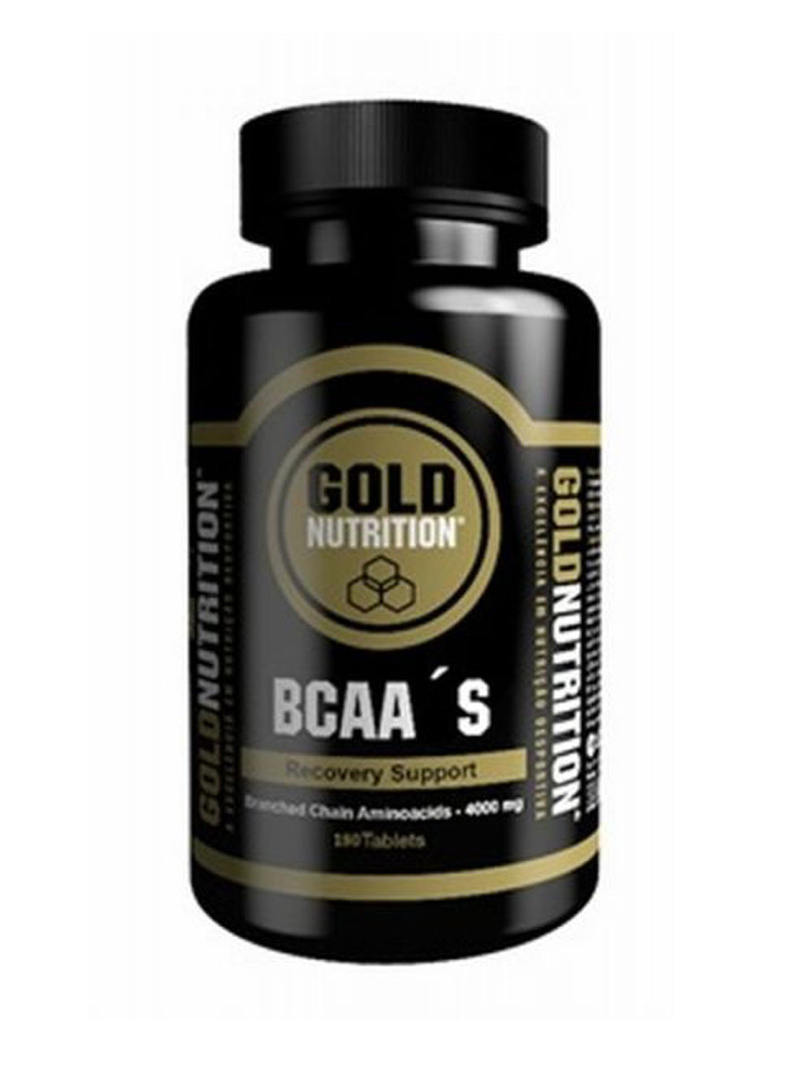 GoldNutrition BCAA`s 180 tb