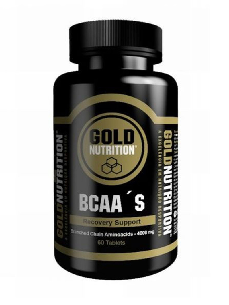 GoldNutrition BCAA`s 60 tb
