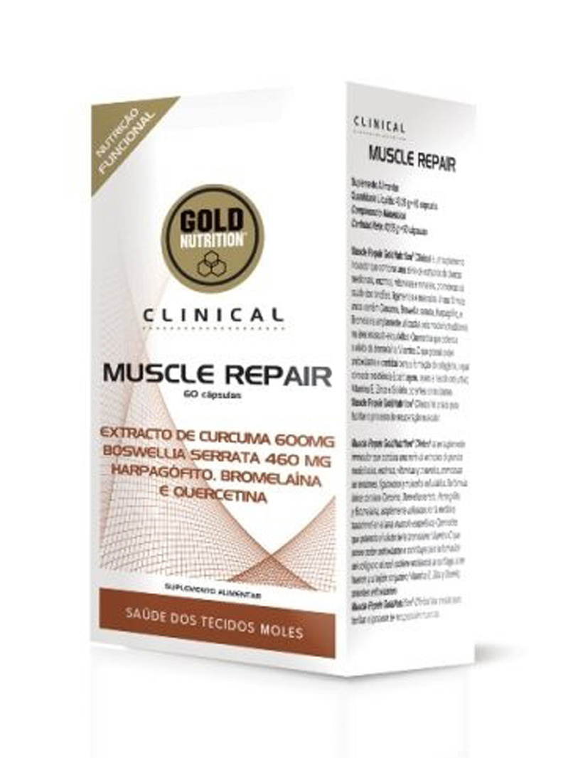 GoldNutrition Clinical Muscle Repair 60 cps