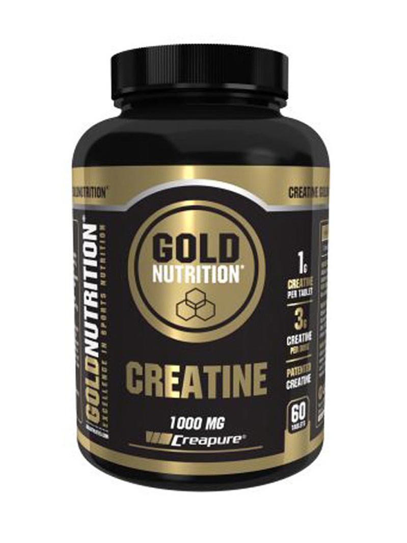 GoldNutrition Creatine 1000 mg 60 cpr