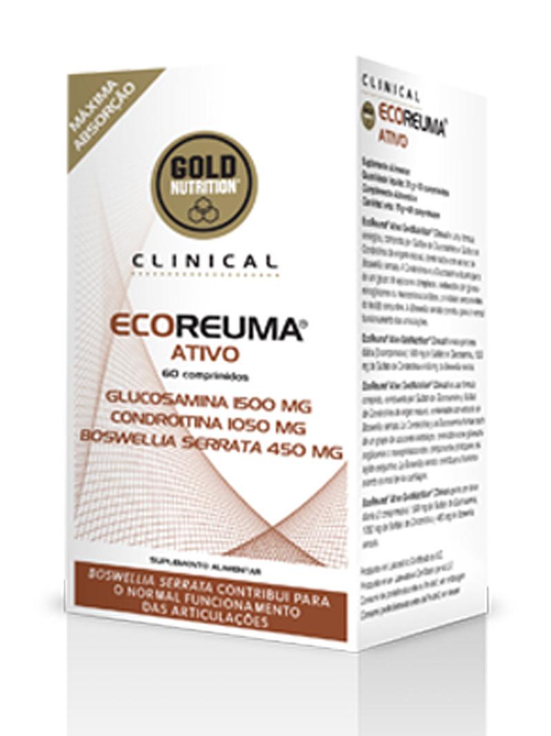 GoldNutrition Clinical Ecoreuma Ativo 60 cpr