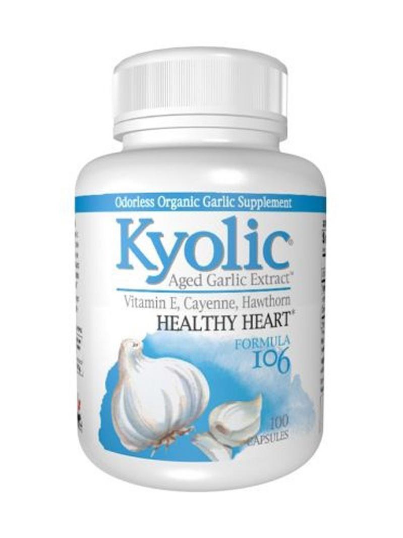 GoldNutrition Kyolic Formula 106 100 cps