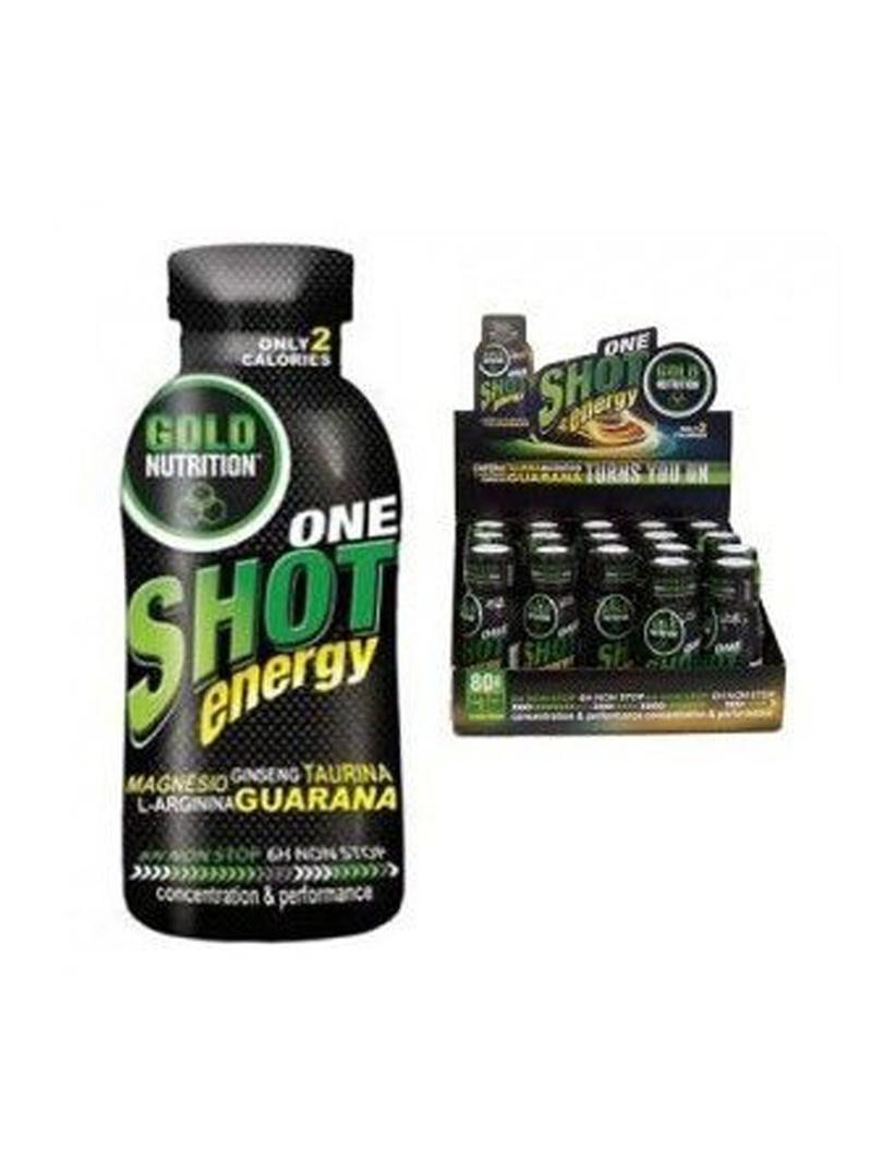 GoldNutrition One Shot Energy 60 ml 20 dz