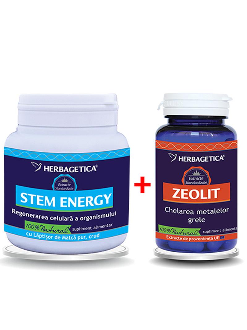 Energy Stem + Zeolit