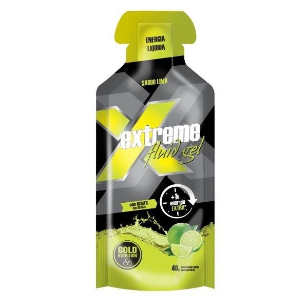 GoldNutrition extreme fluid gel lamaie verde 40 g