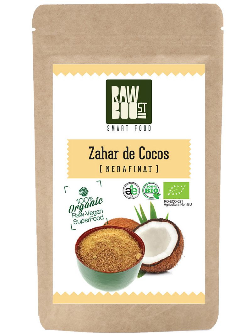 Zahărul de cocos 250g