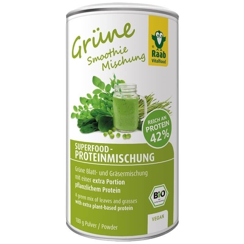 Organic Green Superfood mix bio 180g RAAB