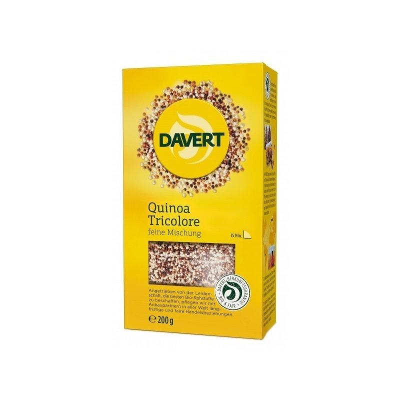 Quinoa tricolora bio 200g DAVERT