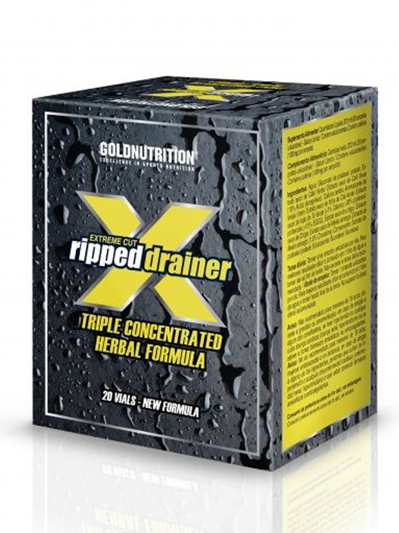 GoldNutrition Extreme Cut Ripped Drainer 200 ml