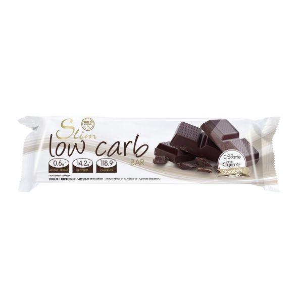 Goldnutrition slim low carb bar ciocolata 46 g