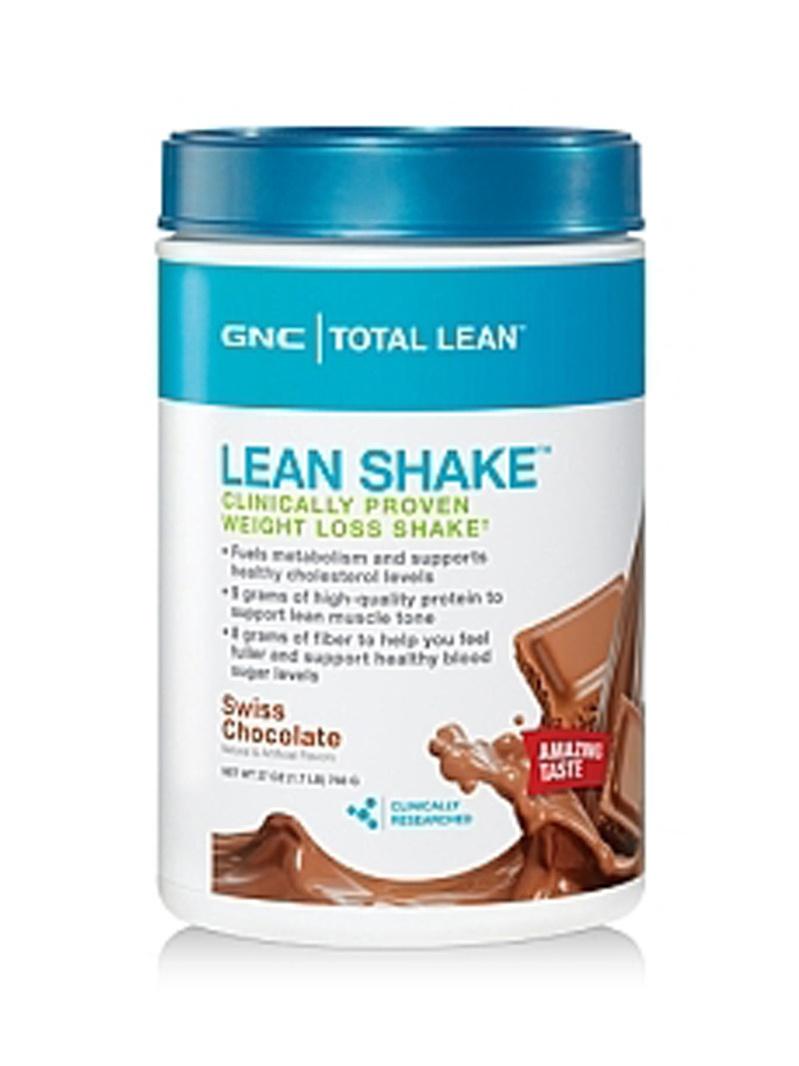 GNC Total Lean - Lean Shake cu aroma de ciocolata