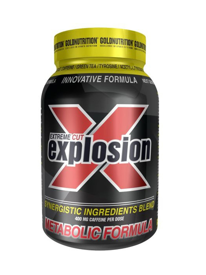 GoldNutrition Extreme Cut Explosion 120 cps