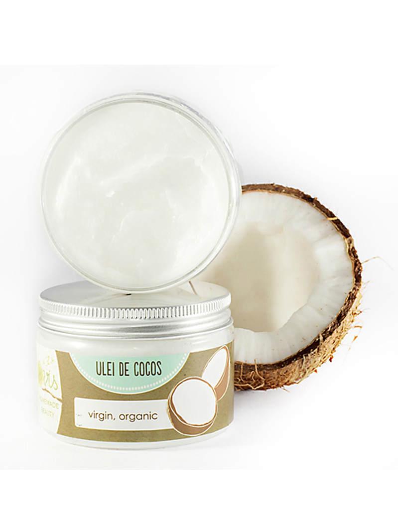 Ulei de cocos virgin Jovis 100 g