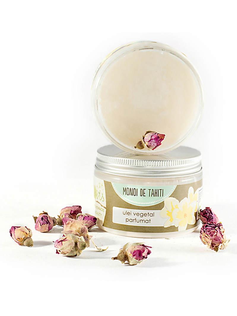 Monoi de Tahiti - ulei vegetal parfumat Jovis 100 g