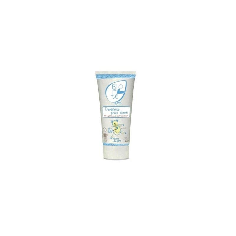 Pasta de dinti pentru copii (primii dintisori), BIOCONTE BABY 75 ml