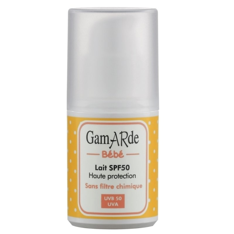 Crema protectie solara SPF50 bebelusi Gamarde 40ml