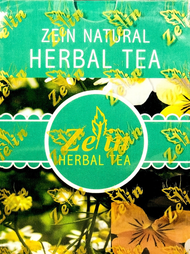 Ceai ZEIN de plante