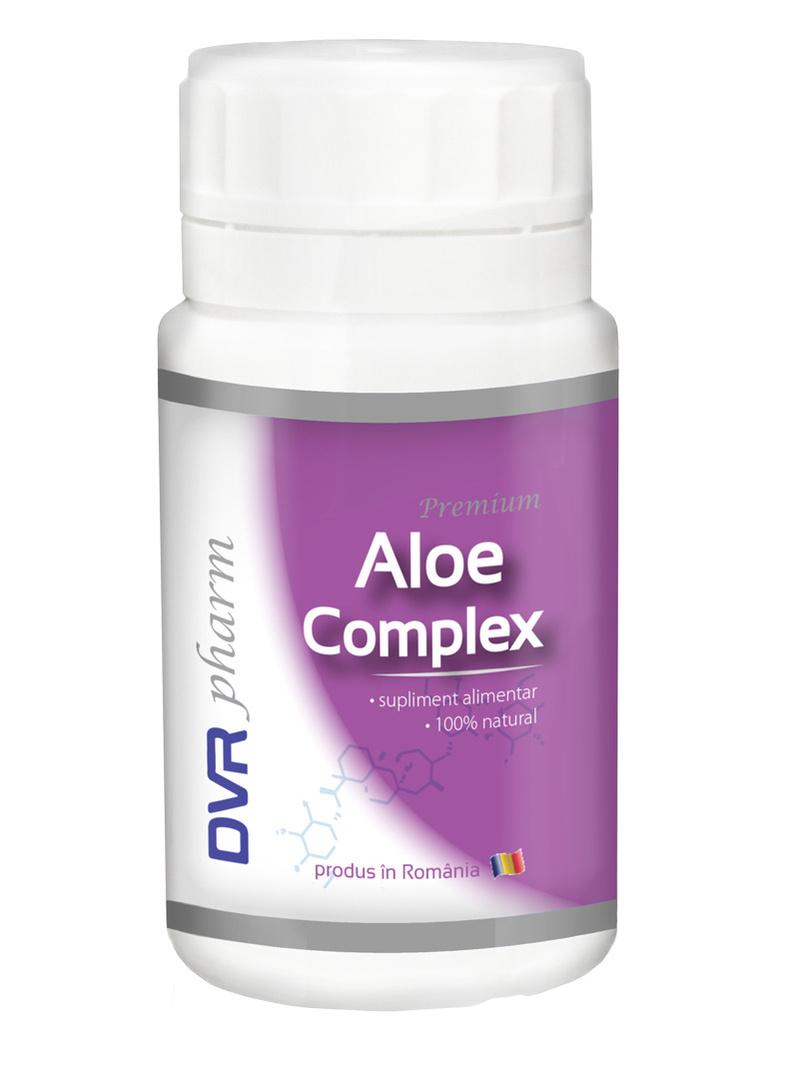 Aloe Complex DVR Pharm 60 cps
