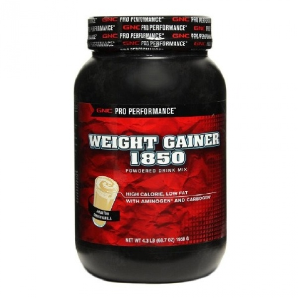 GNC Pro Performance Weight Gainer 1850-Vanilie 1950 g