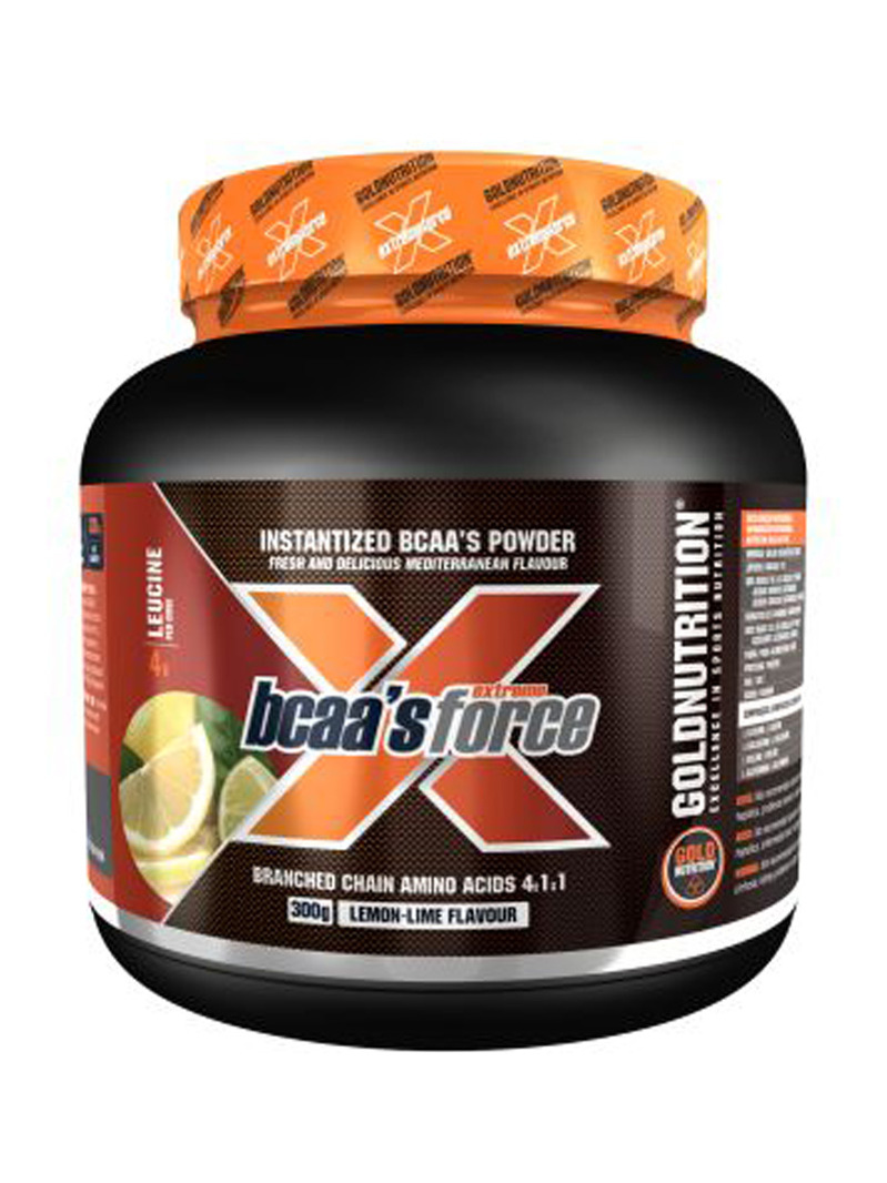 GoldNutrition Extreme Force BCAA`s force vanilie 300 g