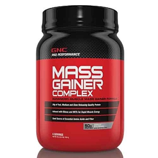 GNC Pro Performance Mass Gainer Complex Vanilla Ice Cream 1134 g