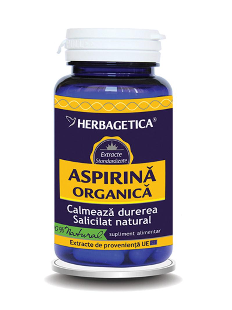 Aspirină organică Herbagetica
