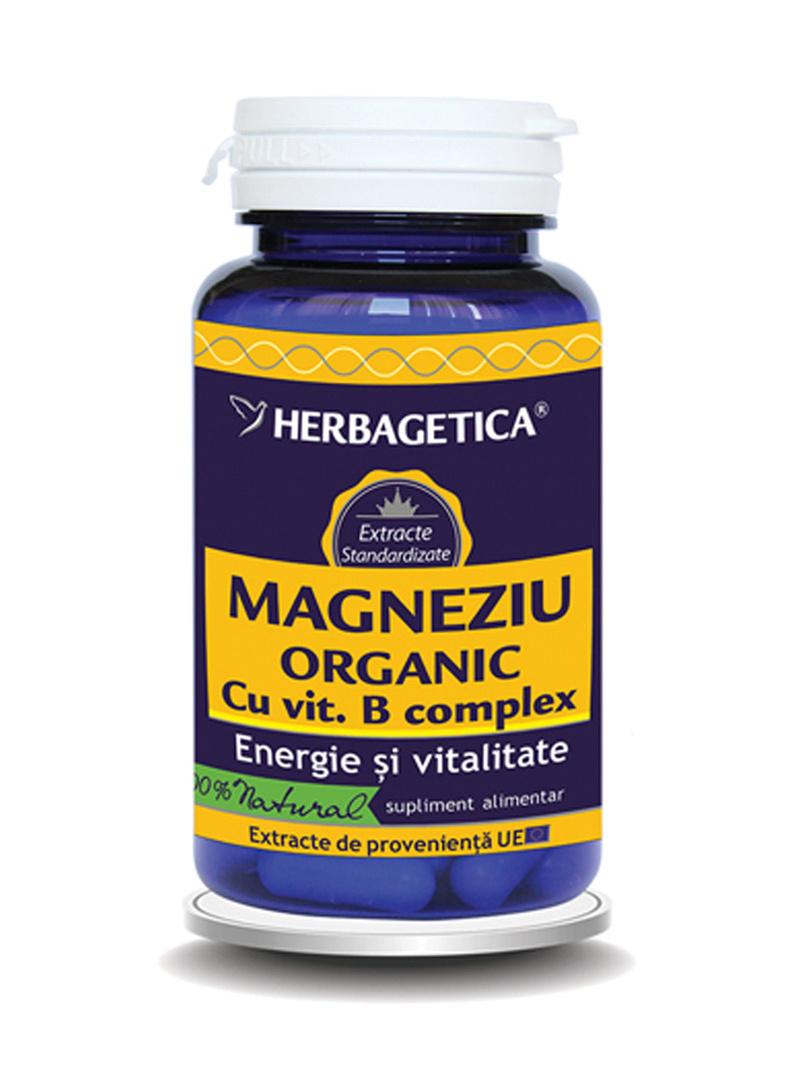 Magneziu organic Herbagetica
