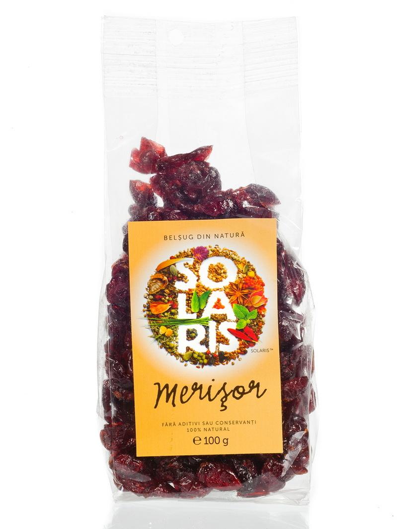 Fructe uscate - Merisor Solaris 100 g