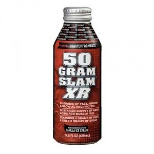 50 Gram Slam XR - Vanilla 429 ml