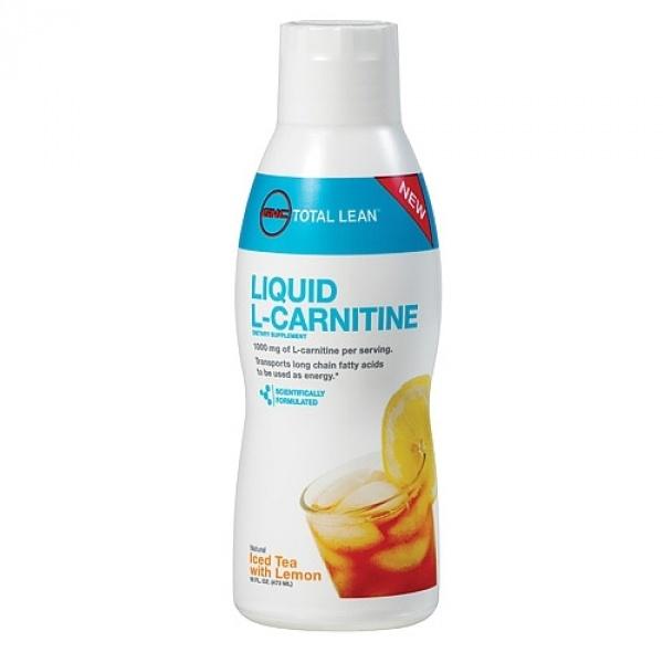 GNC Total Lean L-Carnitina lichida 1000 mg 473 ml