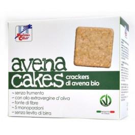 Crackers bio din ovaz 250g (fara drojdie, vegan)