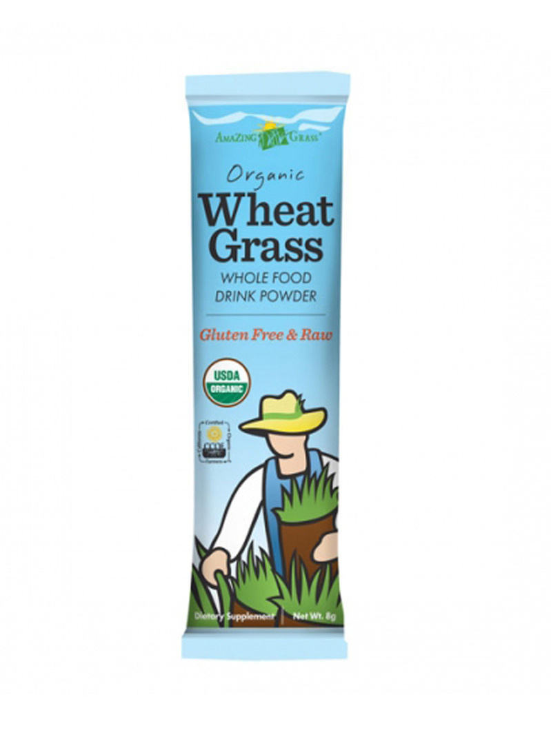 Bautura din iarba de grau - Wheat Grass, 1 portie