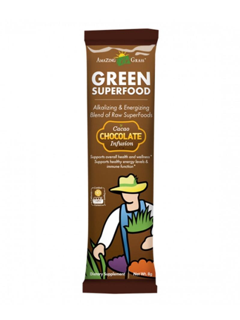 Bautura din iarba de grau - Ciocolata, 1 portie