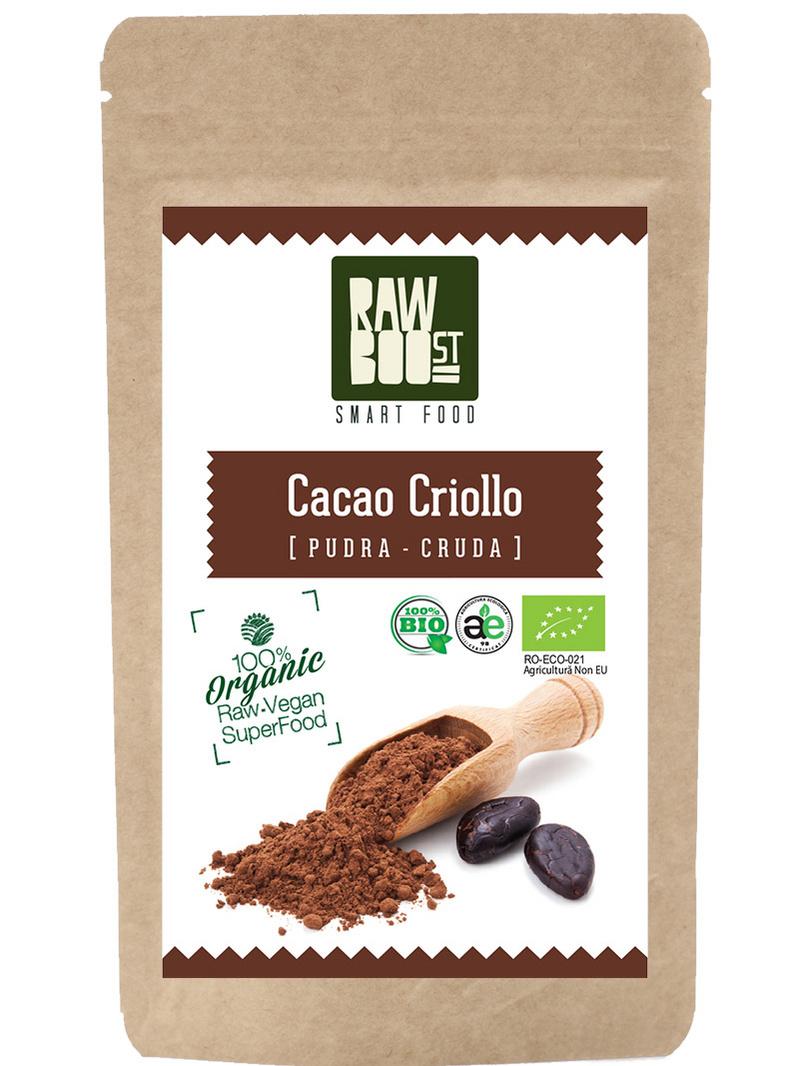 Cacao Criollo 125g