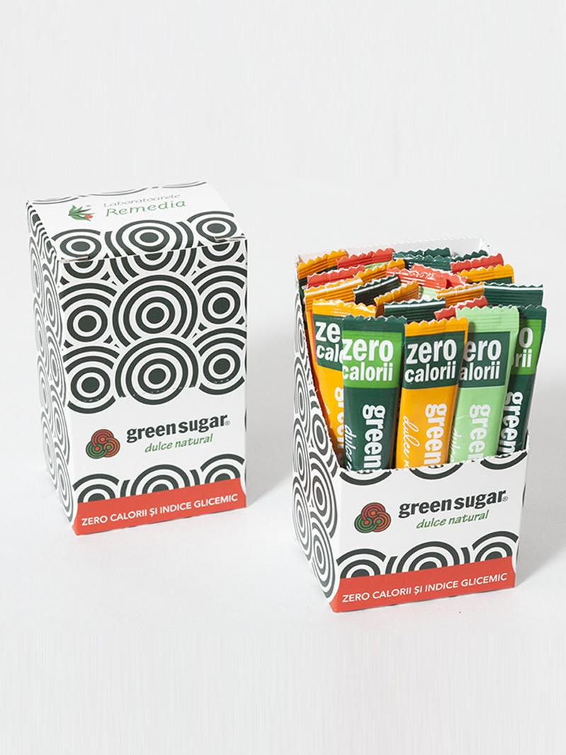 Green Sugar 25 stick