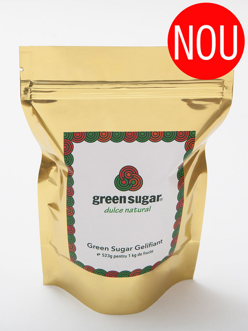 Green Sugar Gelifiant 523 g
