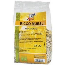 Musli bio (fulgi ovaz, grau, orez, orz, hrisca) 375g