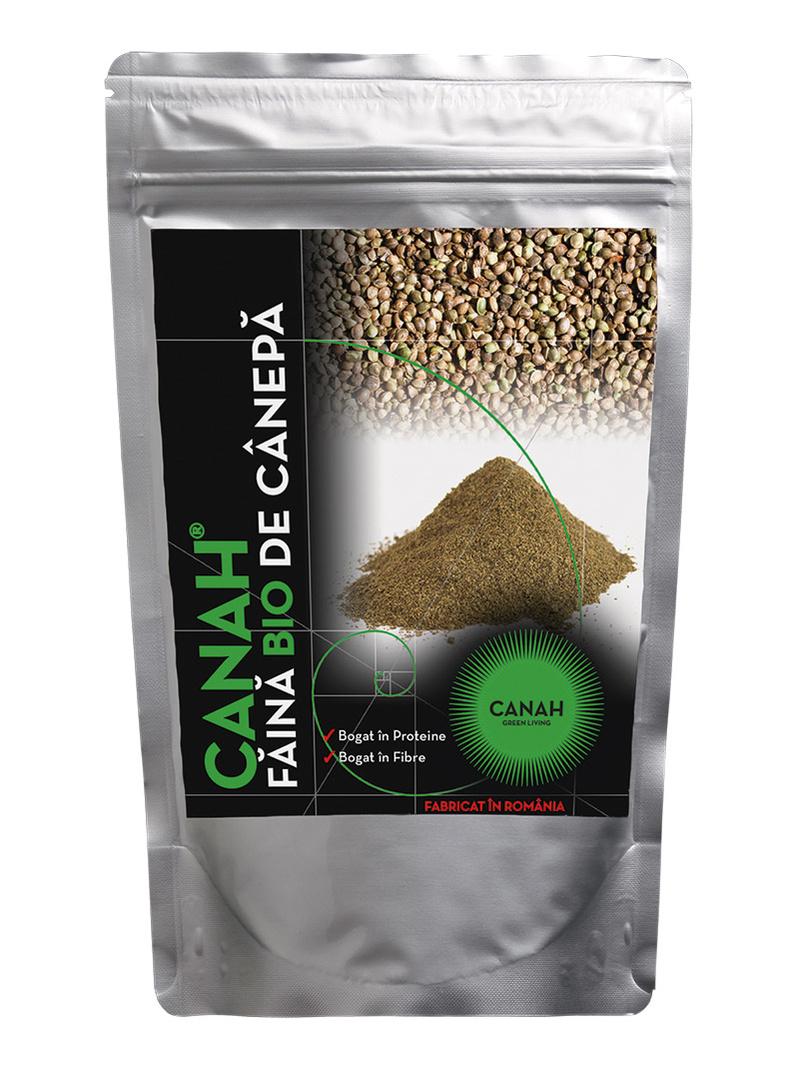 Faina proteica de canepa ECO Canah 300 g
