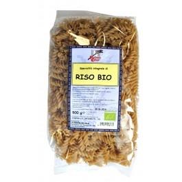 Paste bio Fusilli din orez integral 500g