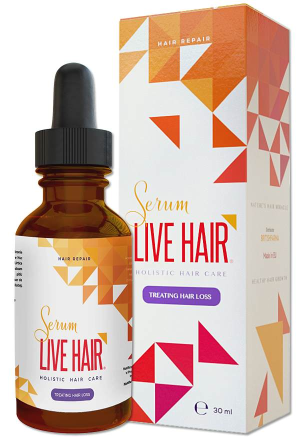 Live Hair Serum