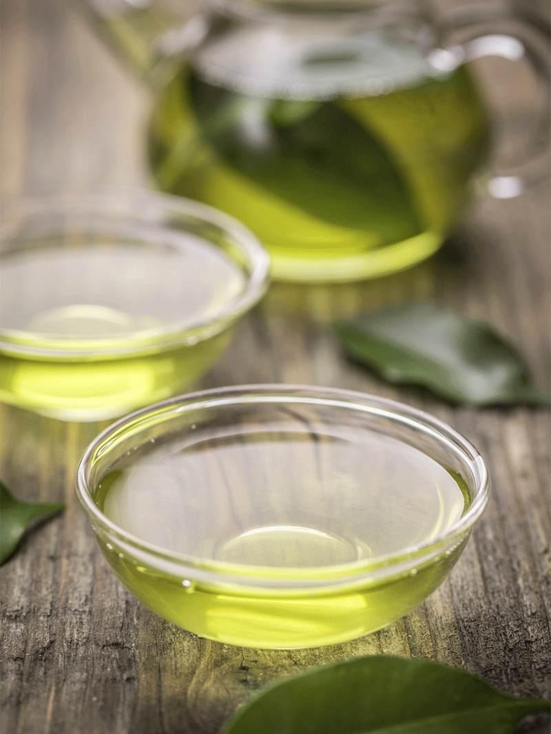 Beneficiile ceaiului verde in curele de slabire